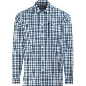 Meru Bossost Camisa manga larga Hombre, denim